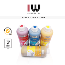 High quality Tinta eco solvent pigment ink for mimaki printer