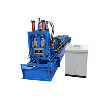 Plc Contro Low Prices C Purlin Roll Forming Machine Prices