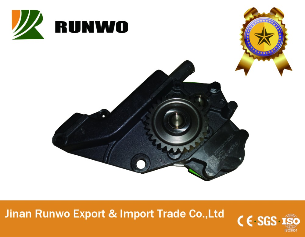 Truck Engine Spare Parts VG1500070021 Oil Pump