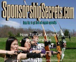 Archery Sponsorships