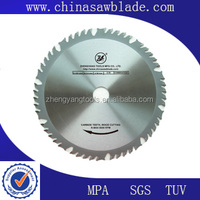 tct multi rip circular saw blade for cutting plastic & wood working tools