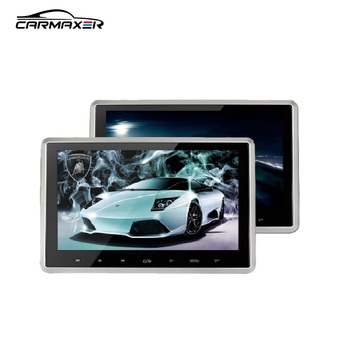 active car dvd player headrest sony 10 inch lcd touch screen monitor
