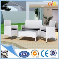 CE Approved Waterproof long legs dining chair