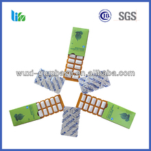 Hot sales Mint Sugarfree New Chewing Gum with coating gum pellet