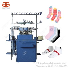 Commercial Italian Type Small Computer Matec Needle Sock Making Linking Machines Double Cylinder Socks Knitting Machine For Sale