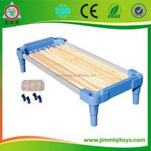 High qality plastic and wooden bed,wood bed for kids solid wood bed