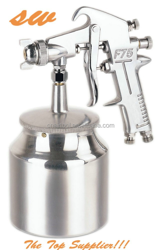 High quality conventional air spray gun,F-75,paint spray gun