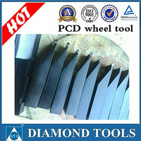 PCD tool for aluminum wheel Diamond tool for auto wheel