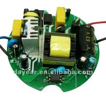 5W 6w 7w 8w 9w 10W led power supply 700ma biult-in LED driver