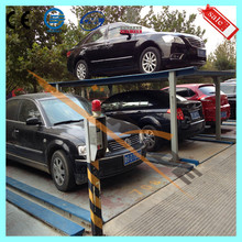 Automatic Underground Car Lift Outdoor