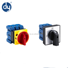 Professional Chinese Supplier 16A 250V Rotary Switch