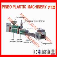 Promotion price plastic bottle recycling machine