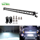 Super Slim Led Light Bar Single Row 12V 18W 36W 72W Automotive Mini Light Bar For Vehicles Off road