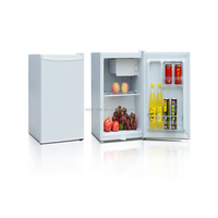 DC Soloar power 50L/90L Mini bar/refrigerator Absorption DC 12V,24V,hotel fridge