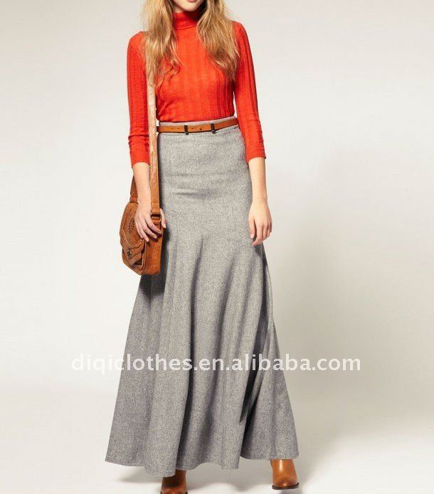 Beautiful Girls Long Skirt - Buy Girls Skirt,Beauty Clothes For ...