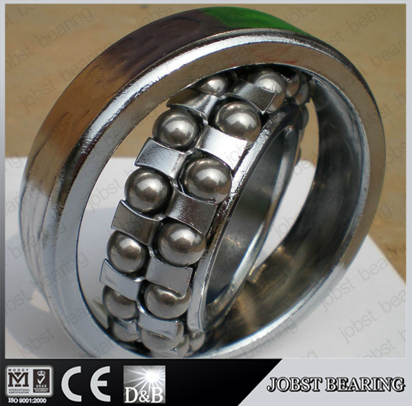 Widely used in many kinds of machines self-aligning ball baring 1306