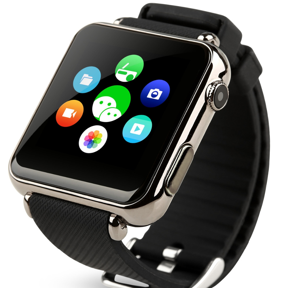 High quality New Arrival watch bluetooth smart watch phone SIM card memory support Y6 smartwatch from factory