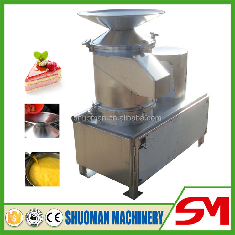 High efficiency and low breakage egg breaking machine