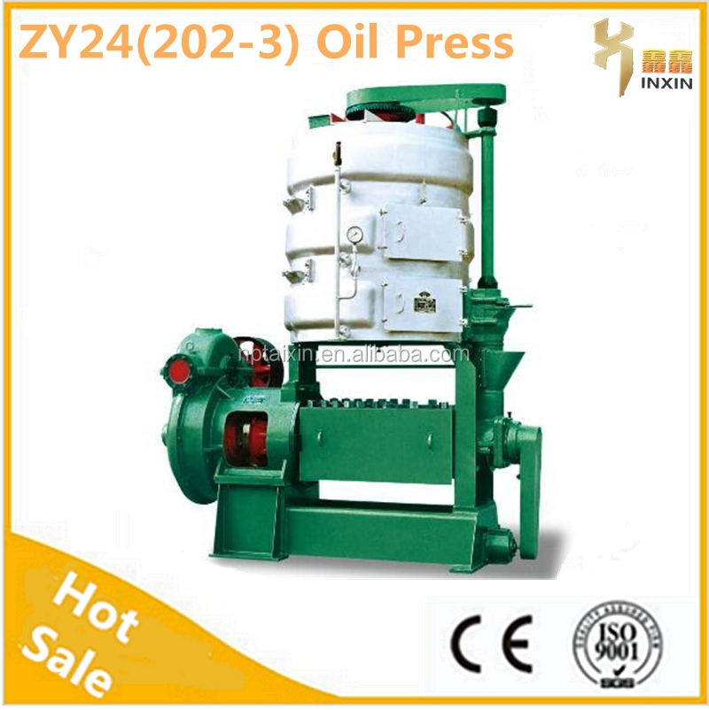 Cotton Bleaching Machinery Oil Edible Seeds Screw Cold Oil Press