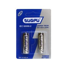 2pcs r6 1.5v aa battery for electronic toys
