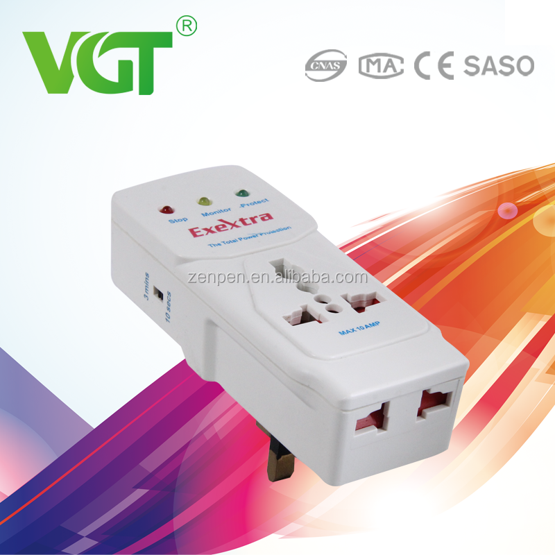 Sophisticated technology automatic voltage regulator for diesel generator protec 3 mins/10 sec