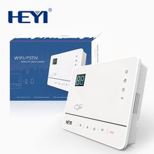 Smart Burglar Alarm System with Remote Control APP PSTN Wifi Home Security System