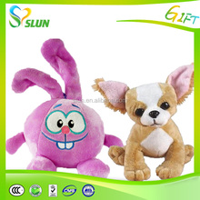 Cute and lovely design pet stuffed plush toy lifelike cat plush toy