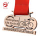 High quality marathon 3d design sports awards custom medal
