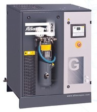 atlas copco screw air compressor G11