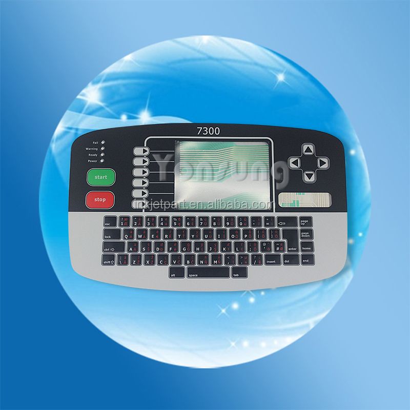 keyboard keypad for Linx 7300 CIJ coding machine