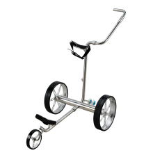 SELOWO Stainless Steel Electric Remote Golf Trolley Hot Sell in Germany