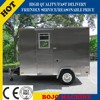 FV-25 food van trailer/food trailer crepe/food concession trailer for sale
