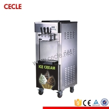 New arrival mobile ice cream ice slush machine