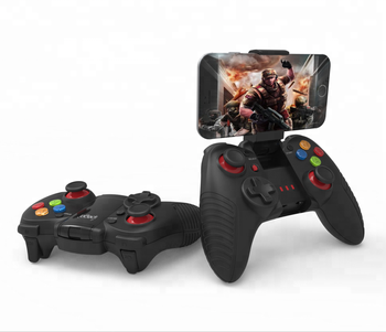 The Phantom iPega PG-9067 Wireless Black Kight BT Game Controller Joystick Gamepad For IOS / Android Phones / Tablets