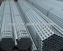 sch40 astm a53 ERW black seamless steel pipe/ tube astm a106