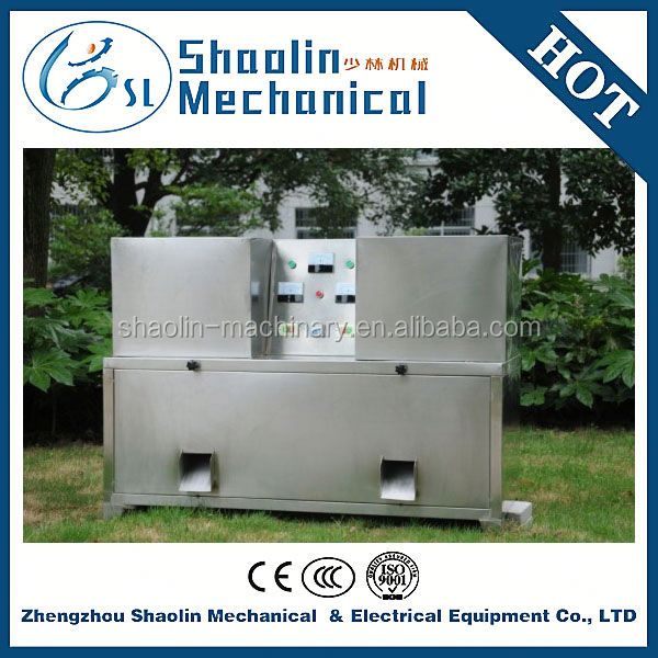 new design high efficiency detergent soap finishing production line