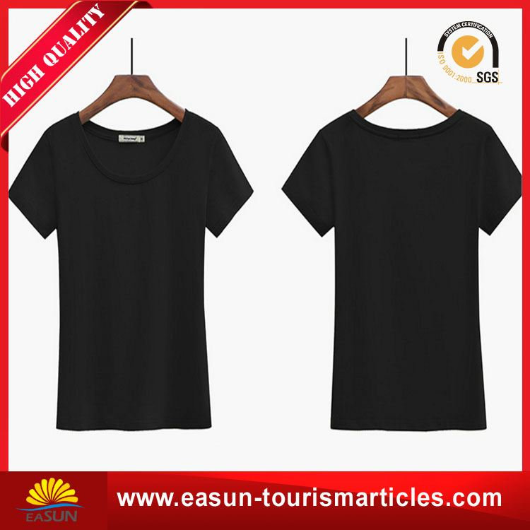 OEM service v shape t shirt no problem t-shirt custom t-shirt labels and tags