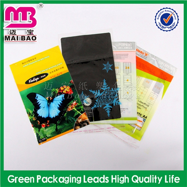 wholesaler for opp thick plastic bag