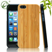 Wooden IPone 5 Case