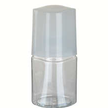 60ml special design perfume pet clear bottle
