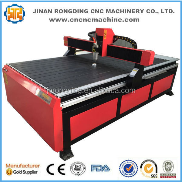 Ball screw cast Iron plywood cnc cutting machine/kit cnc/cnc router price