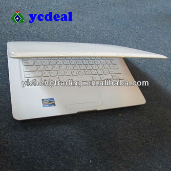 Free DHL Shipping 13 Inch Ultra Slim Laptop lntegrated Card Intel Dual Core,(1G/160GB)