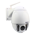 top selling outdoor ip camera wireless wifi 1080p ptz with metal case waterproof ip66
