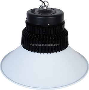Shenzhen SMD led high bay light 100w 150w 200w 3 years warranty factory warehouse industrial lighting