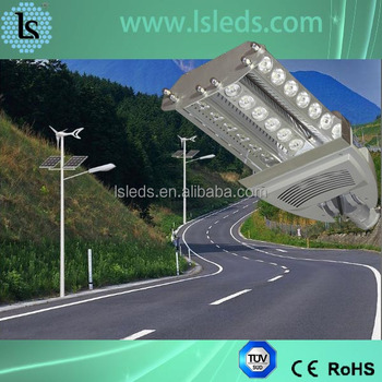 china supply led project solutions with led street light price list