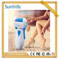 Rechargeable electric professional pedicure callus remover foot callus remover dead skin