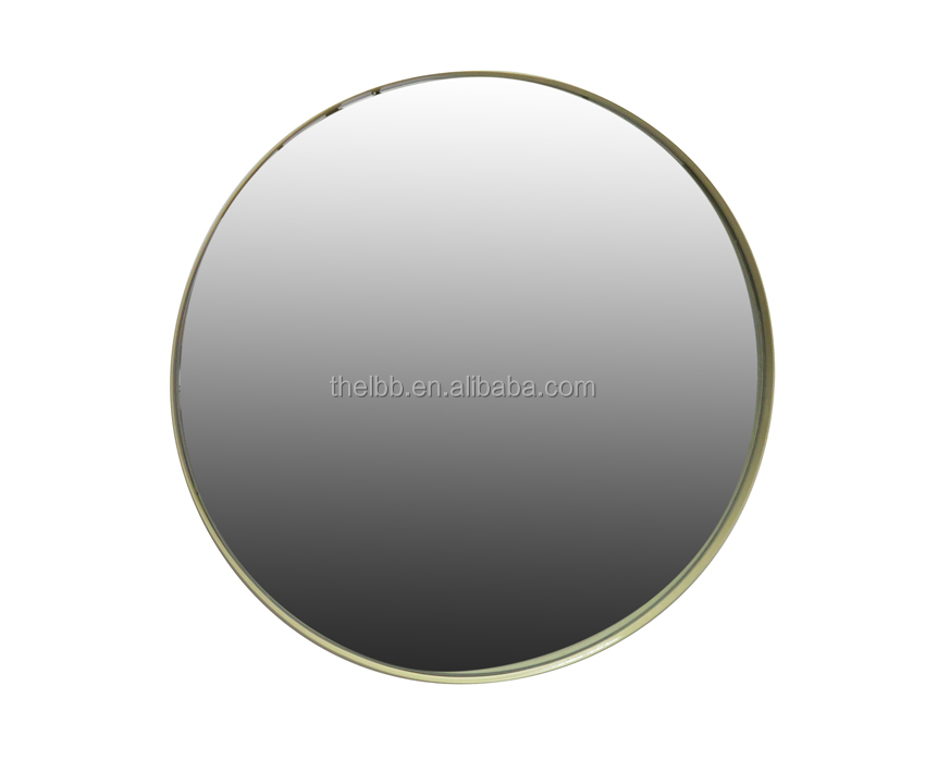 Decorative Metal Round Mirrors For Living Room