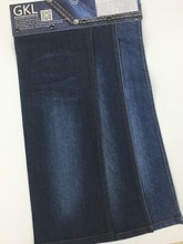 american made cotton stretched denim fabric