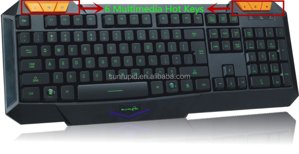 Gaming Keyboard For np300 Replacement Keyboard 88 Keys Keyboard