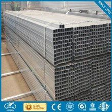 Zinc Coated Thickness on average 210g/sqm rigid galvanized steel pipe with great price